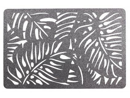 Prostírání FORET stříbrná 28x43 cm Mybesthome