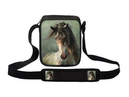 Taška přes rameno MINI s koněm 11 MyBestHome 19x17x6 cm