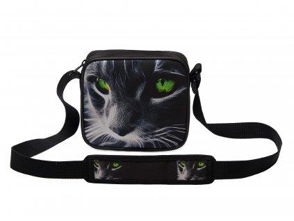 Taška přes rameno MINI kočky 01 MyBestHome 19x17x6 cm