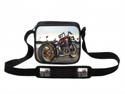 Taška přes rameno MINI motorky 03 MyBestHome 19x17x6 cm