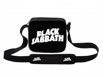 Taška přes rameno MINI Black Sabbath MyBestHome 19x17x6 cm