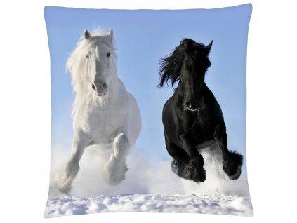 Polštář s motivem koně 21  Mybesthome 40x40 cm