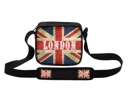 Taška přes rameno MINI HDR LONDON MyBestHome 19x17x6 cm