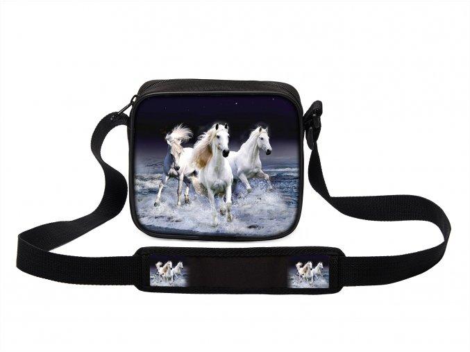 Taška přes rameno MINI s koněm 03 MyBestHome 19x17x6 cm