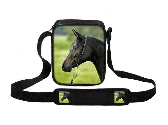 Taška přes rameno MINI s koněm 02 MyBestHome 19x17x6 cm