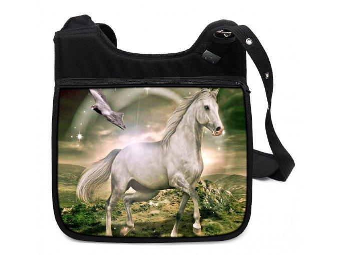 Taška přes rameno koně 08 MyBestHome 34x30x12 cm
