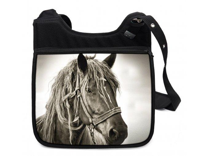 Taška přes rameno koně 10 MyBestHome 34x30x12 cm