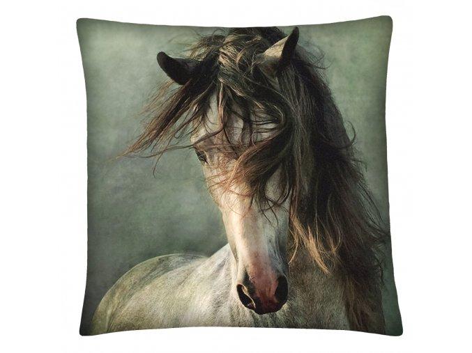 Polštář s motivem koně 16 Mybesthome 40x40 cm