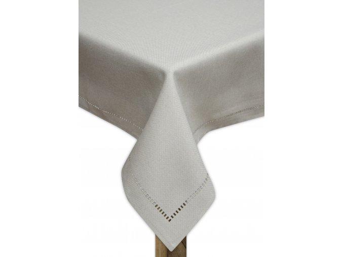 Ubrus EDITH design A, 80x80, 110x160, 130x180 cm, šedá, ESSEX