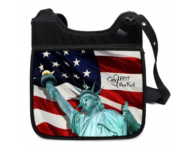 Taška přes rameno FREEDOM MyBestHome 34x30x12 cm