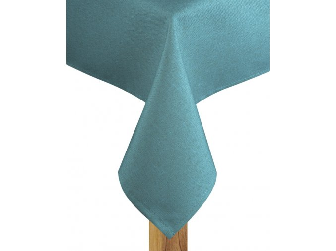 Ubrus MAROKO, 40x180, 130x180 cm, 150x220 cm tyrkysová, ESSEX