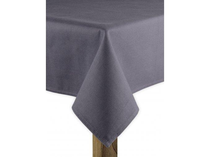 Ubrus SIMPLE COLOURS, 45x95 cm, 80x80 cm šedá, ESSEX