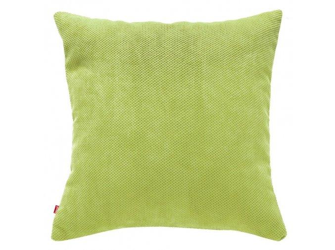 Polštář KORD zelená 45x45 cm HOME & YOU