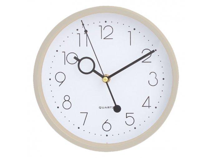 Nástěnné hodiny BASIC Ø 23 cm Mybesthome