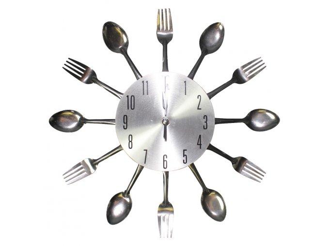 Nástěnné hodiny MINI SPOONS Ø 49 cm Mybesthome