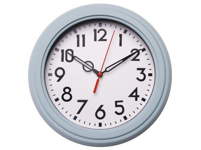 Nástěnné hodiny SOLID mátová Ø 22 cm Mybesthome