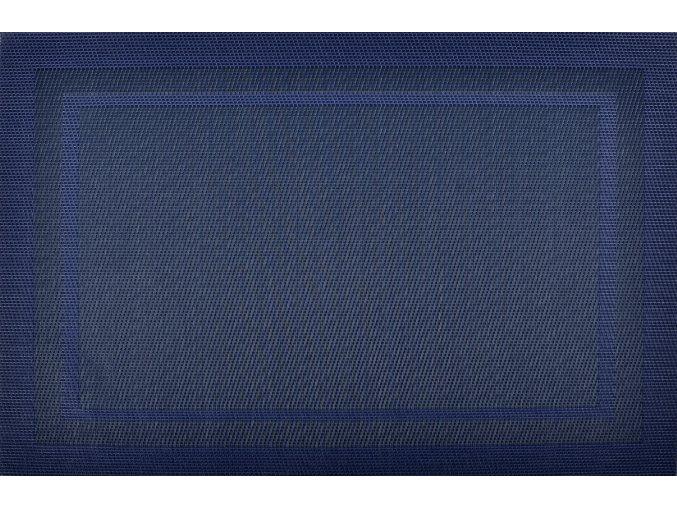 Prostírání PAD modrá 28x43 cm Mybesthome