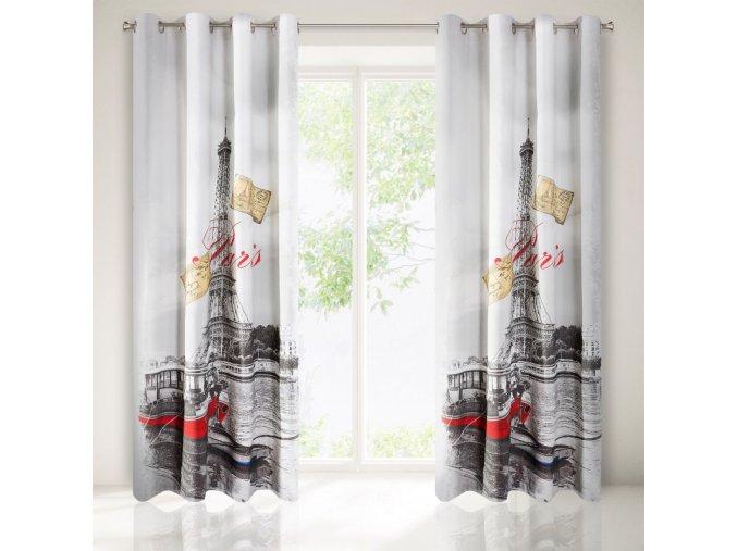 Dekorační závěs PARIS 140x250 cm MyBestHome