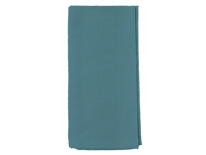 Utěrka MONO 100% bavlna tyrkysová 45x65 cm Essex