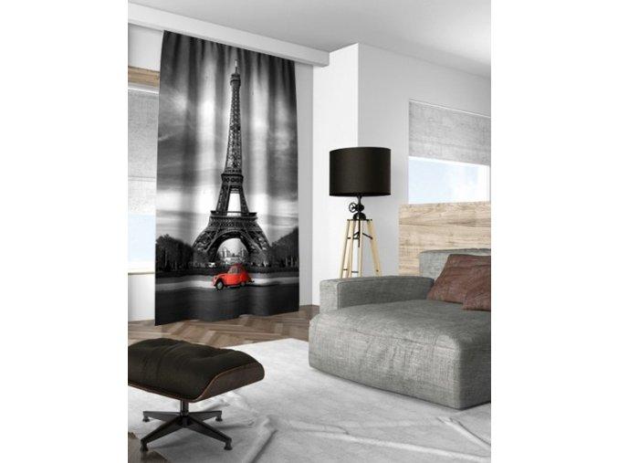 3D dekorační závěs 1120V PARIS 1x160x250 cm MyBestHome