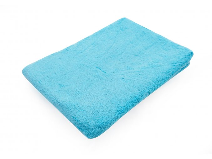 Dětská deka SUSSIE modrá 75x100 cm Essex