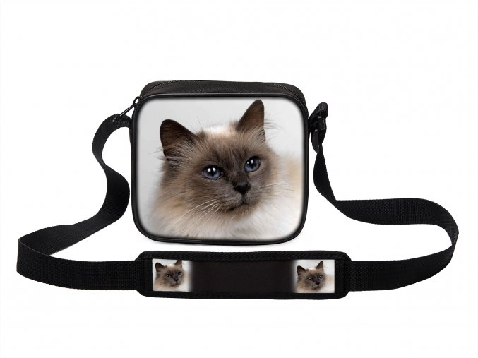 Taška přes rameno MINI kočky 18 MyBestHome 19x17x6 cm