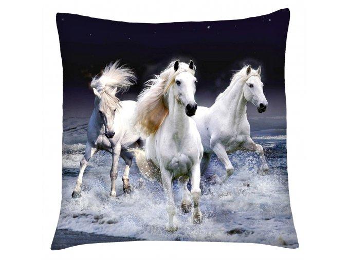 Polštář s motivem koně 03 Mybesthome 40x40 cm
