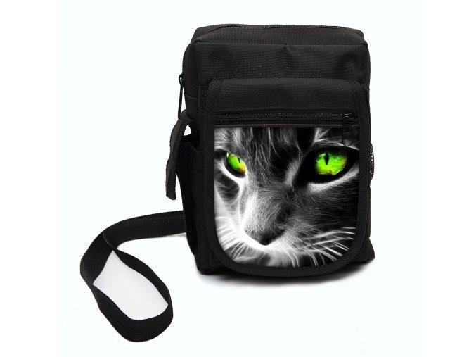 Taška pánská kočka 02 MyBestHome 25x16x8 cm