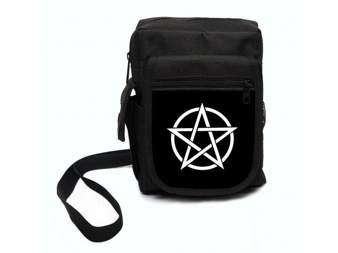 Taška pánská Pentagram 02 MyBestHome 25x16x8 cm