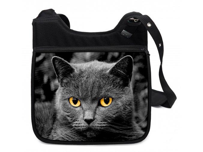 Taška přes rameno Kočky 04 MyBestHome 34x30x12 cm