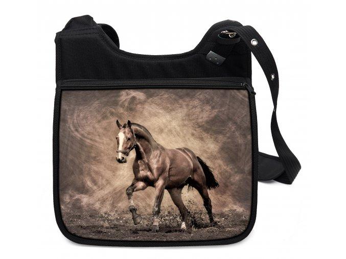 Taška přes rameno koně 04 MyBestHome 34x30x12 cm