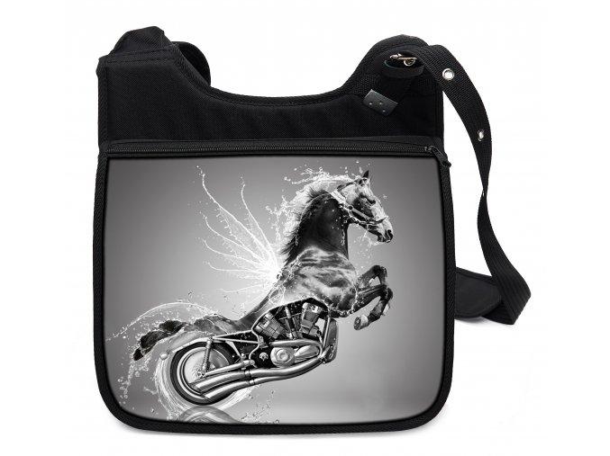 Taška přes rameno koně 07 MyBestHome 34x30x12 cm
