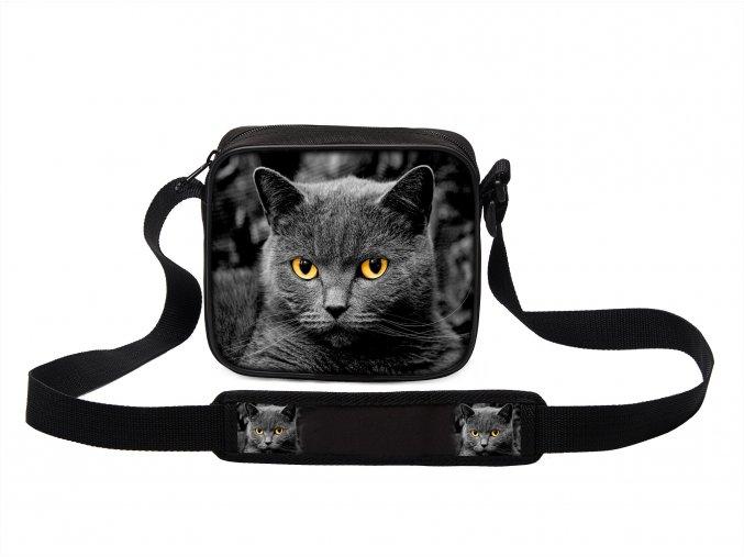 Taška přes rameno MINI kočky 02 MyBestHome 19x17x6 cm