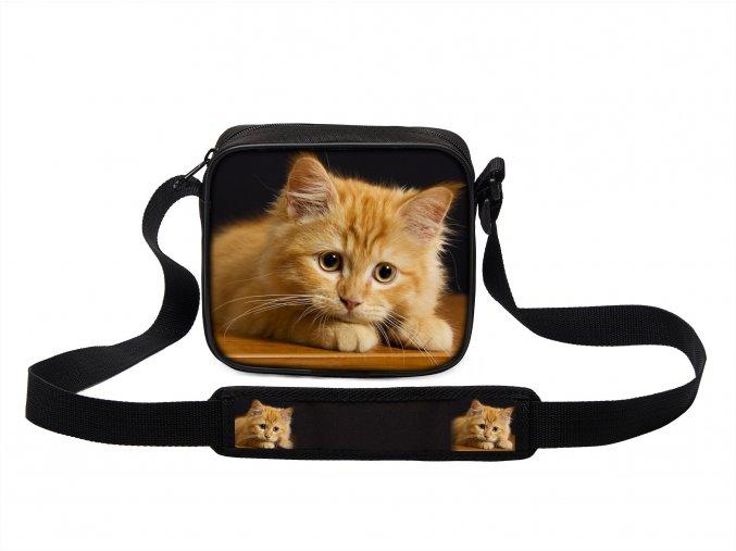 Taška přes rameno MINI kočky 05 MyBestHome 19x17x6 cm