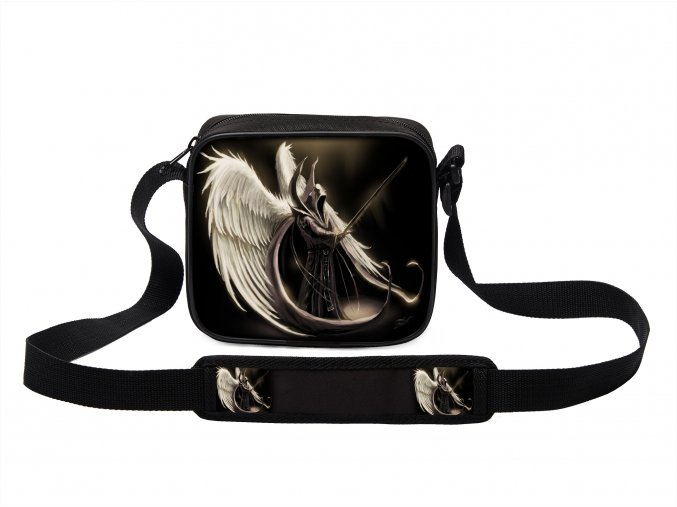 Taška přes rameno MINI andělé 02 MyBestHome 19x17x6 cm
