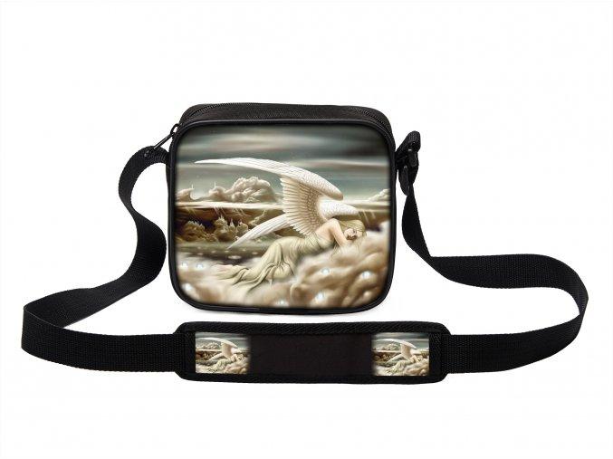 Taška přes rameno MINI andělé 04 MyBestHome 19x17x6 cm