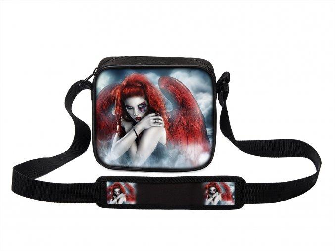 Taška přes rameno MINI andělé 05 MyBestHome 19x17x6 cm