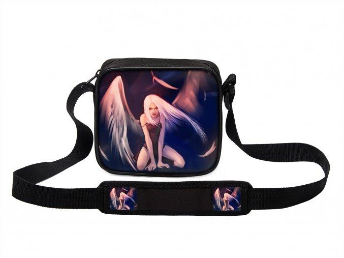 Taška přes rameno MINI andělé 09 MyBestHome 19x17x6 cm