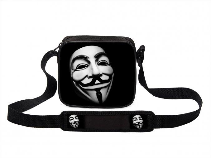 Taška přes rameno MINI Anonymous MyBestHome 19x17x6 cm
