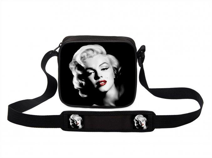 Taška přes rameno MINI Marilyn Monroe MyBestHome 19x17x6 cm