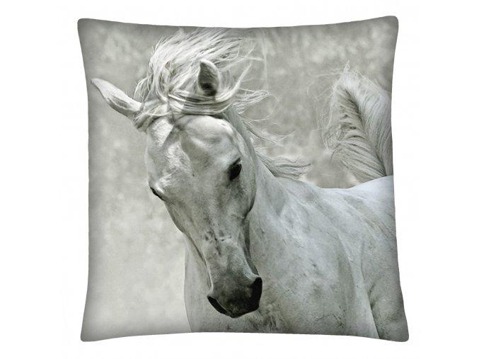 Polštář s motivem koně 12 Mybesthome 40x40 cm