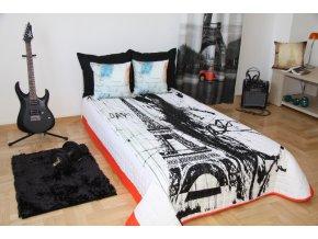 Přehoz na postel PARIS DAYS 160x210 cm Mybesthome