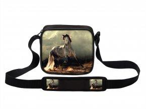 Taška přes rameno MINI s koněm 01 MyBestHome 19x17x6 cm