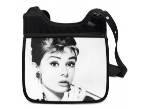 Taška přes rameno Audrey Hepburn MyBestHome 34x30x12 cm