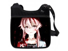 Taška přes rameno Svět Manga Anime 15 MyBestHome 34x30x12 cm