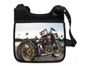 Taška přes rameno motorky 05 MyBestHome 34x30x12 cm