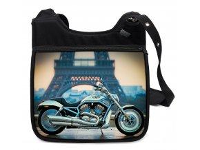 Taška přes rameno motorky 06 MyBestHome 34x30x12 cm