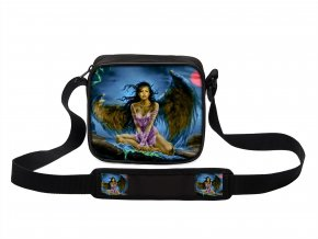 Taška přes rameno MINI andělé 14 MyBestHome 19x17x6 cm