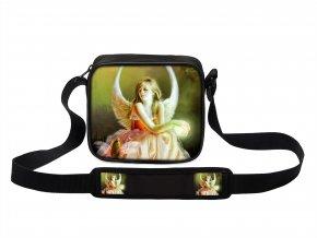 Taška přes rameno MINI andělé 12 MyBestHome 19x17x6 cm