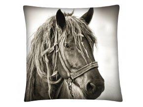 Polštář s motivem koně 18 Mybesthome 40x40 cm